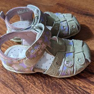 Geox kids sandals